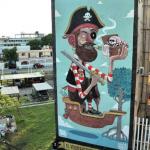A Ciudad del Carmen, Mexico, ph. @tschelovek_graffiti