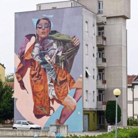 "TelmoMiel: i ""vichinghi"" della street art"