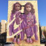 A Lisbona, in collaborazione con @parizone, ph. @streetartisnotacrime