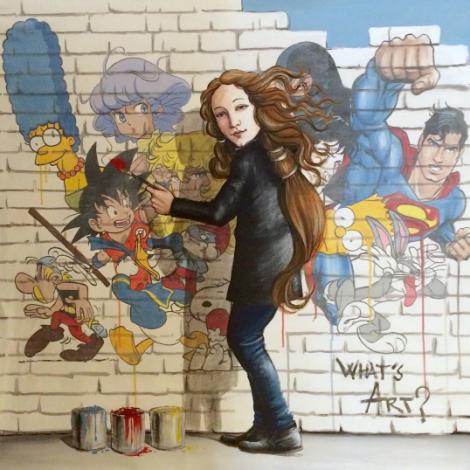 Arte e Street Art nella visione di Paolo Marchesini