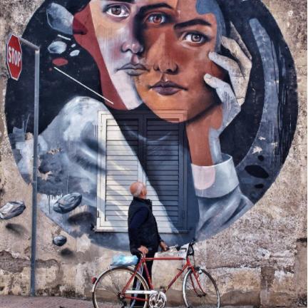 #StreetArt: a spasso tra i murales di San Gavino Monreale