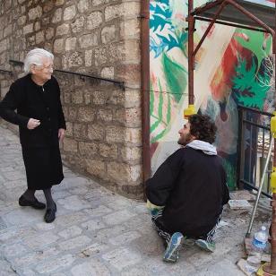 Cvtà Fest: salviamo Campomarano con la street art