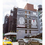 Gucci Art Wall a Manhattan, NY, di Angelica Hicks, ph. @gucci
