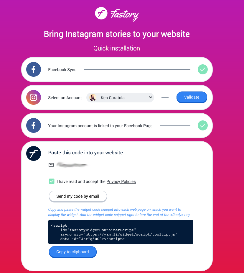 unibo Instagram profile with posts and stories