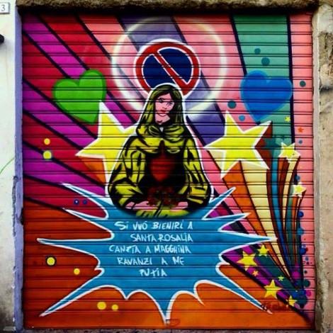 StreetArtPalermo: un viaggio coi local nella Palermo urbana