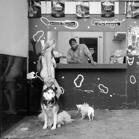 Urban photography: scampoli di vita americana