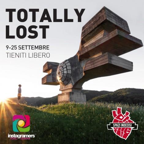 Totally Lost: gli Spazi Indecisi insieme a Igersfc
