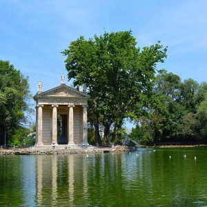Villa Borghese, credits @travel.with.anne