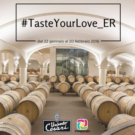 Taste Your Love – Challenge e Mostra con Umberto Cesari e Igersbologna