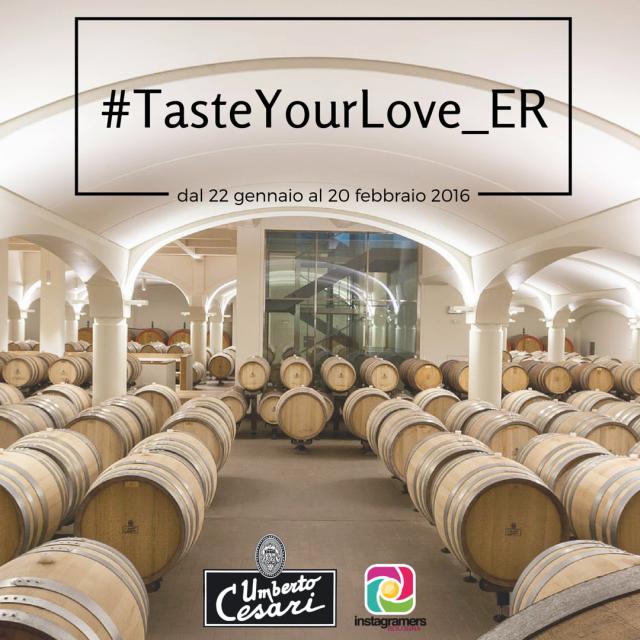 #TasteYourLove_ER3