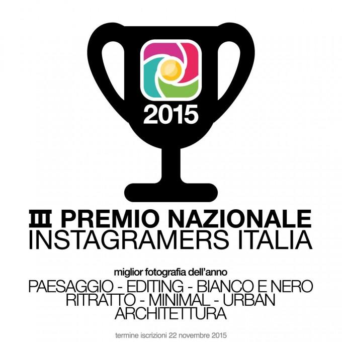Premio Nazionale Instagramers Italia 2015