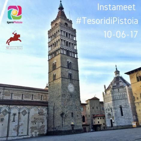 Instameet #TesoridiPistoia con Igers Pistoia