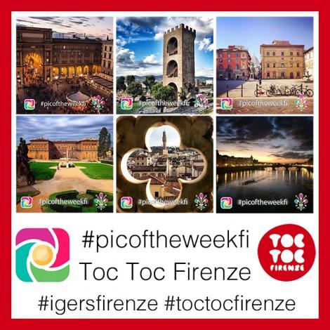 "Firenze: il ""Picoftheweekfi"" protagonista su Toc Toc Firenze"