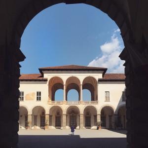 Palazzo Borromeo, credits @oraziospoto