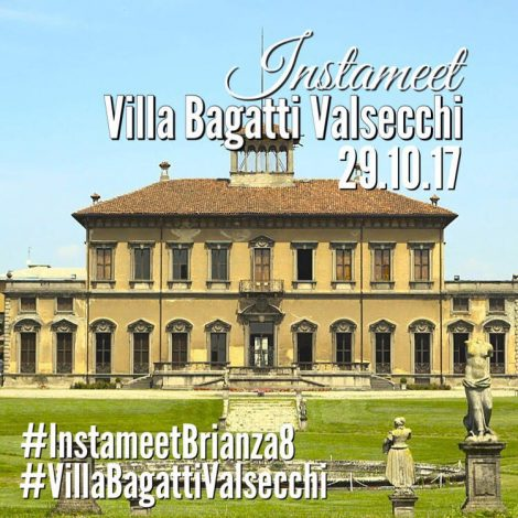 Alla scoperta della Villa Bagatti Valsecchi con IgersBrianza