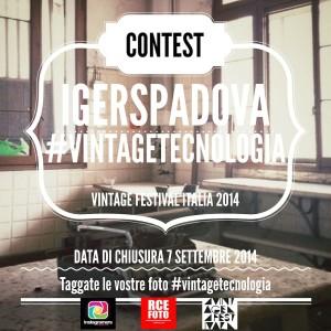 Vintage Festival 2014 Instagram Challenge