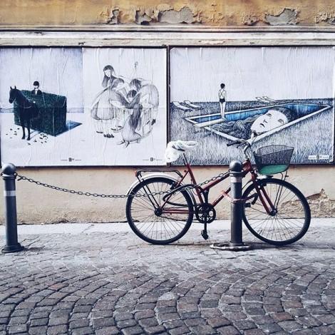 La street art a Bologna è @cheapfestival