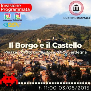 Invasione Digitale al Borgo e Castello di Bosa