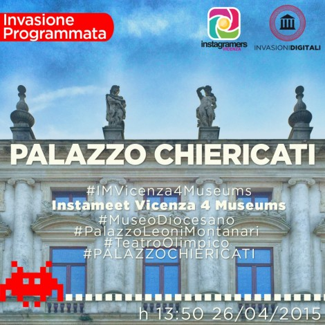 Instameet Vicenza 4 Museums