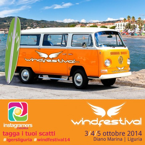 IgersLiguria media partner del Windfestival