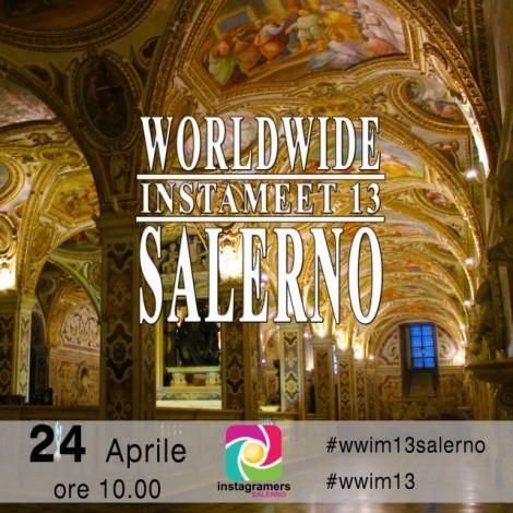 Partecipa al #WWIM13 con Instagramers Salerno