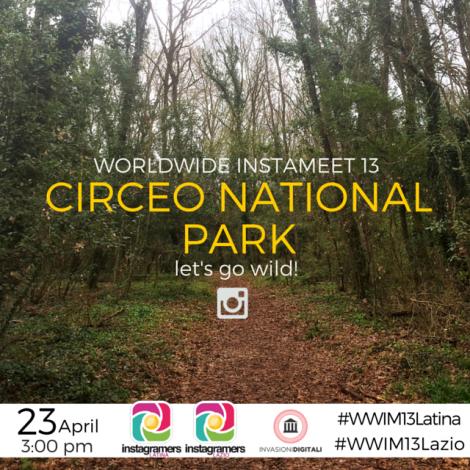 WWIM13: avventura nel Parco Nazionale del Circeo