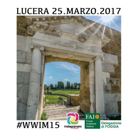 WWIM15 – Con IgersFoggia a Lucera