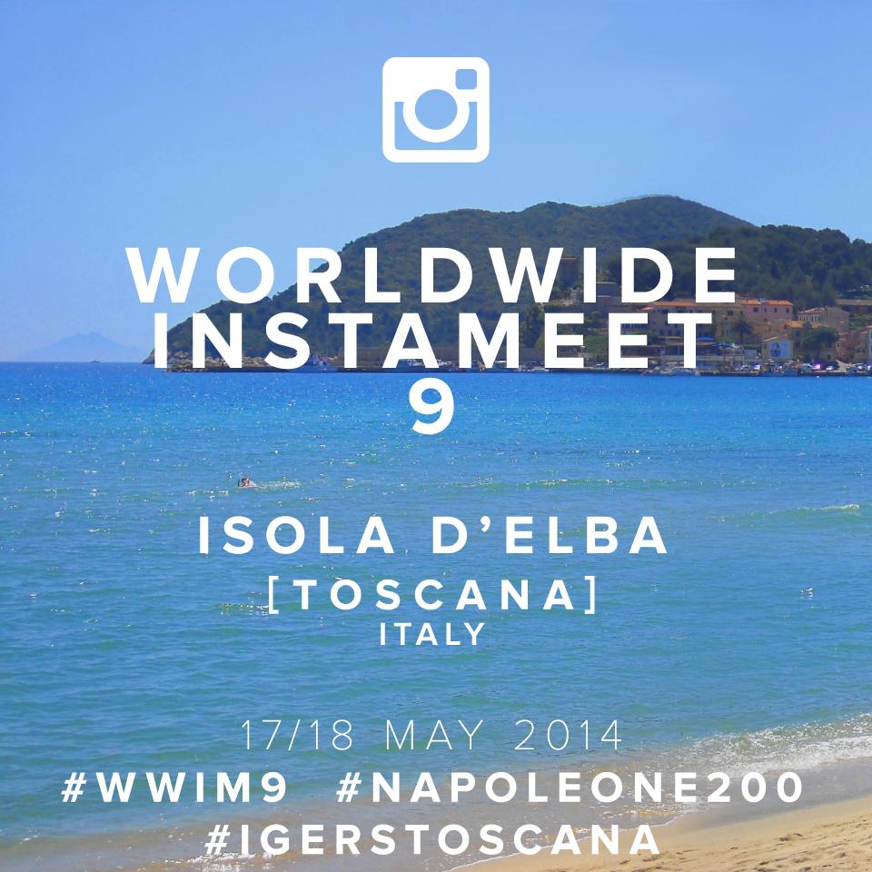 Il 17 e 18 maggio: 9° Instagram Worldwide Instameet #WWIM9