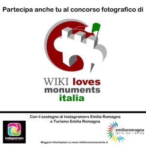 Wikipedia e Instagram in Emilia Romagna