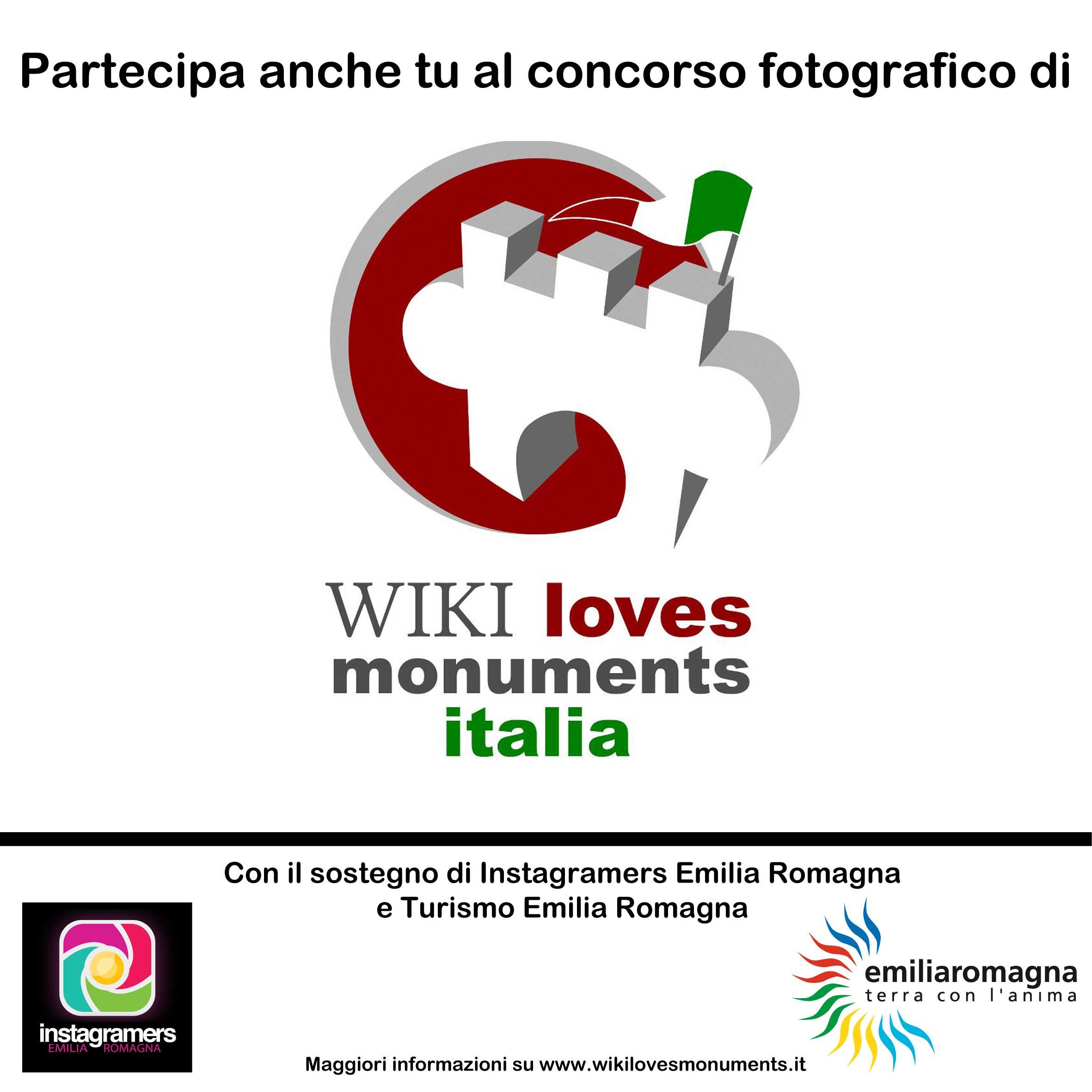 Wiki Loves Emilia Romagna – Gli Instawalk