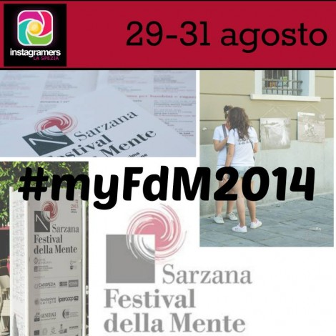 Instagramers La Spezia al Festival della Mente
