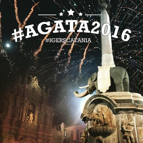 La festa di S.Agata insieme ad @Igers_Catania