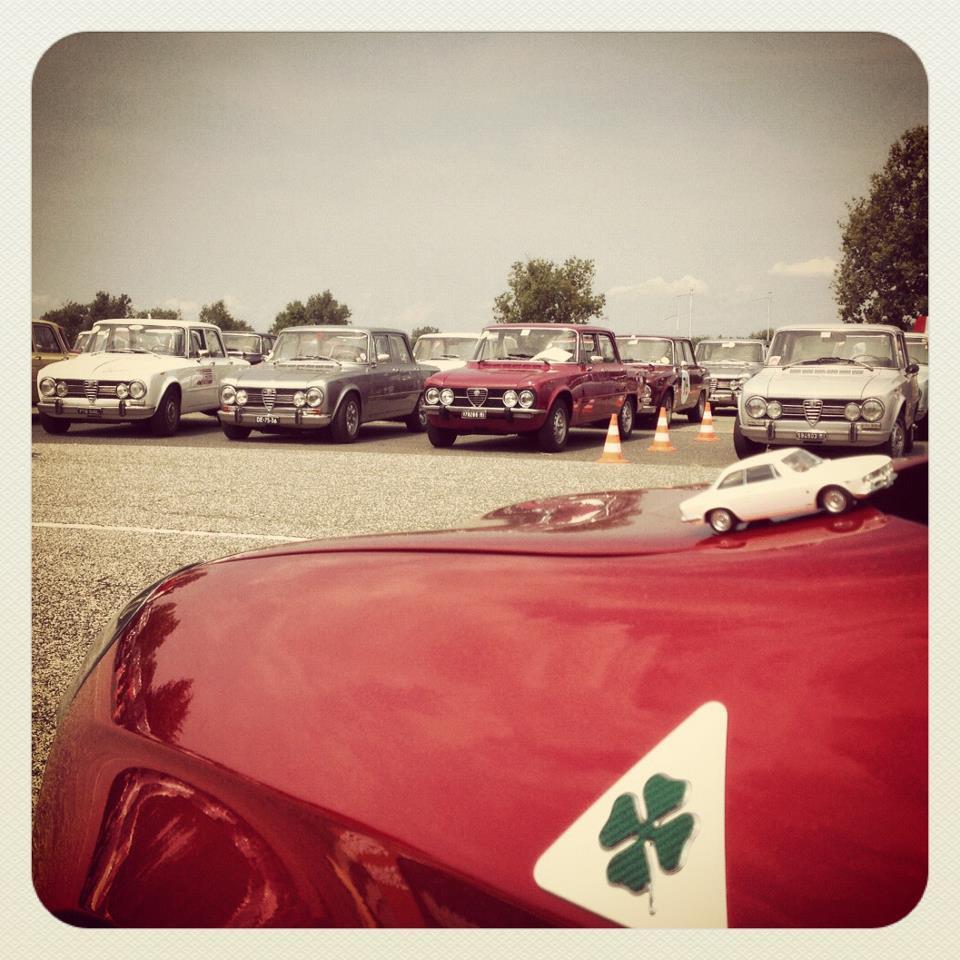 IgersItalia Goes To Goodwood con l'Alfa Romeo Giulia!