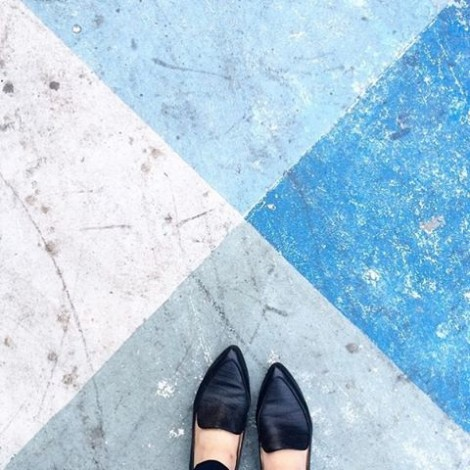 Flat lay: come si fotografa dall'alto su Instagram