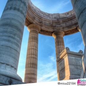 foto scelta per #italia365 – Monumento ai caduti (Ancona) – @mica22184
