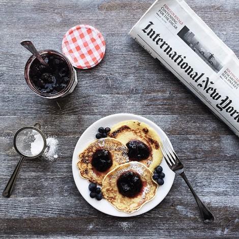CasaInstagram: la colazione dell'Instagramer