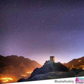 foto scelta per #italia365 – Castello di Cly (Val d'Aosta) – @castellodicly