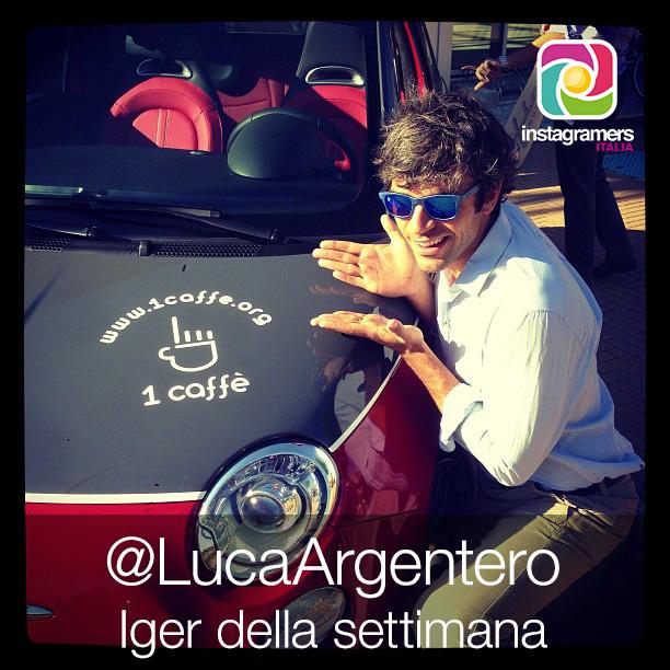 Luca Argentero // Iger della settimana