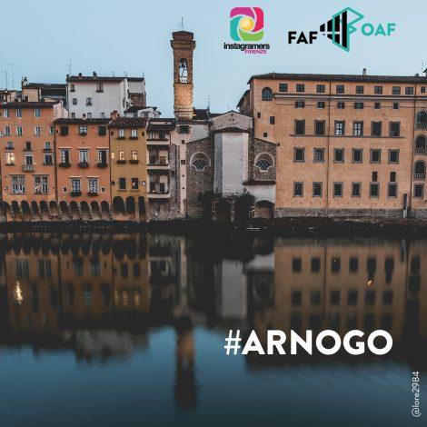 #ArnoGo: il challenge fotografico di IgersFirenze
