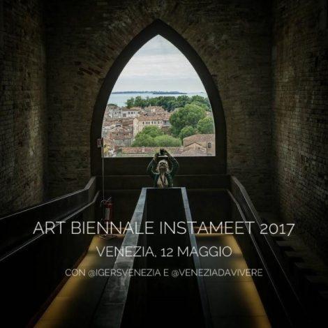 Art Biennale Instameet 2017 con Igers Venezia e Venezia Da Vivere