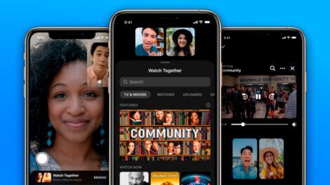 Watch Together la nuova funzione di Facebook per guardare video insieme