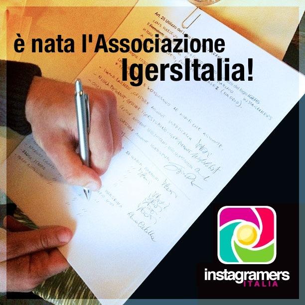 E' Nata l'Associazione IgersItalia!