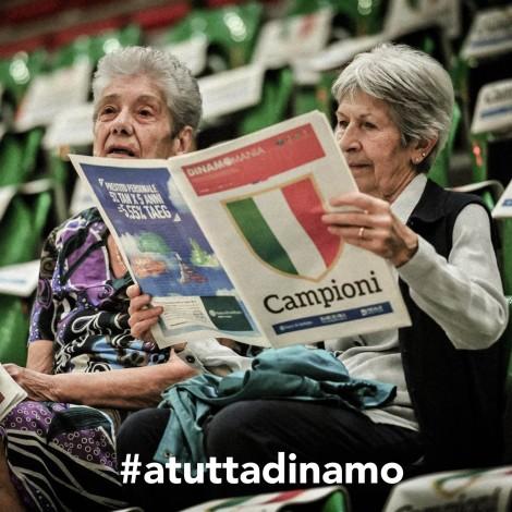 Dinamo Sassari e Igers_sardegna lanciano il challenge #atuttadinamo