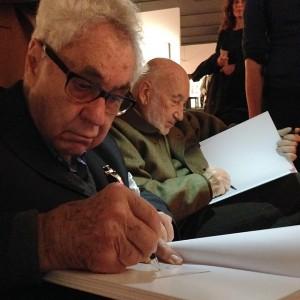 Elliott Erwitt e Gianni Berengo Gardin