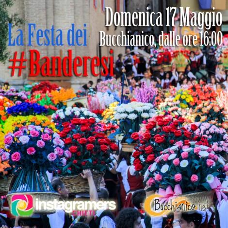 La Sfilata della Festa dei #Banderesi: una bellezza da scoprire (e fotografare)