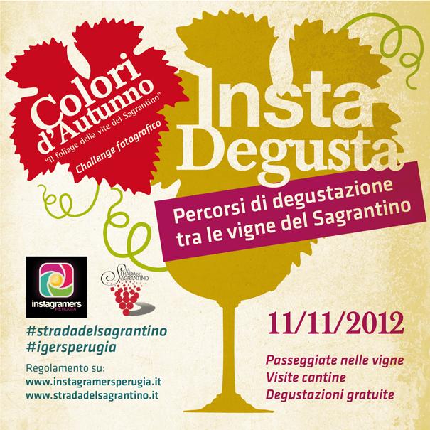 Insta-Tour Strada del Sagrantino e Challenge Foliage d'Autunno