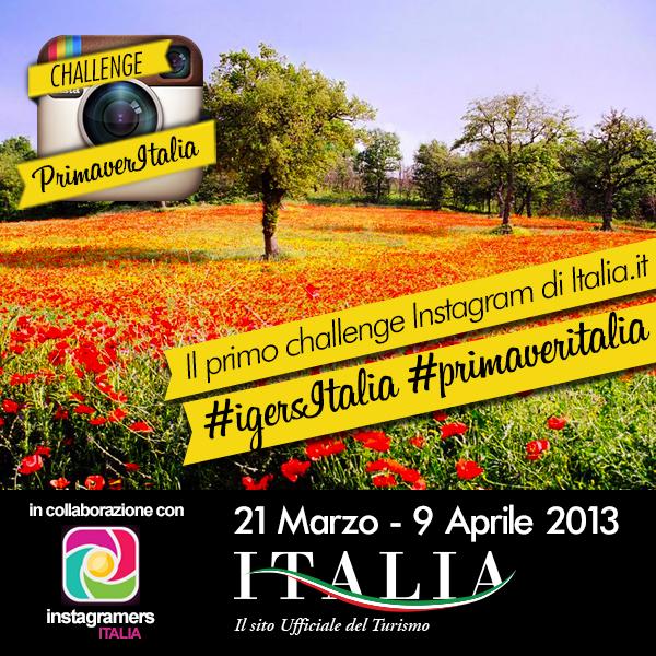 Igersitalia insieme ad Italia.it, il portale nazionale del Turismo