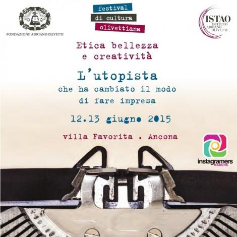 IgersMarche racconta il Festival di Cultura Olivettiana