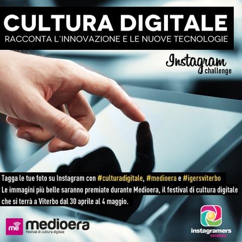 #Culturadigitale a Medioera!