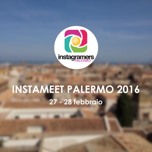 instameet Palermo 2016